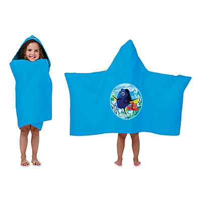 "Finding Dory ""Adoryble"" Hooded Towel"