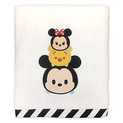 Disney® Tsum Tsum Stacks on Stacks Bath Towel
