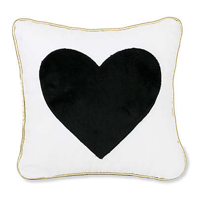 Jonathan Adler® Crafted by Fisher-Price® Heart Square Throw Pillow