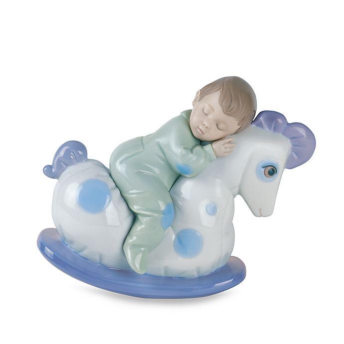 Alternate image 1 for Nao® Rock Me To Sleep Porcelain Figurine