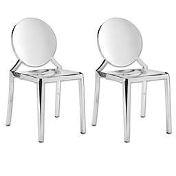 Zuo® Eclipse Dining Chairs (Set of 2)