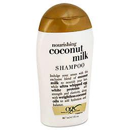 OGX® .3 fl. oz. Coconut Milk Shampoo