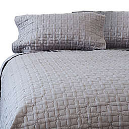 Canadian Living Standard Pillow Sham in Charcoal