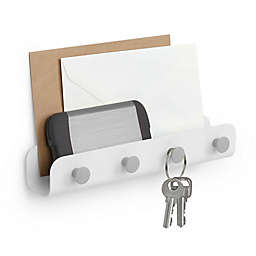 Umbra® Yook Key Hook Organizer in White