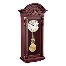 Bulova New Yorker 33.5-Inch Wall Clock