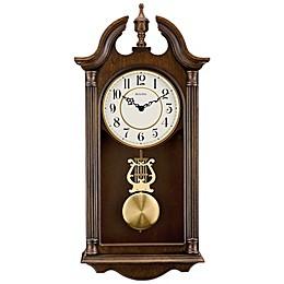 Bulova 20.5-Inch Saybrook Wall Clock