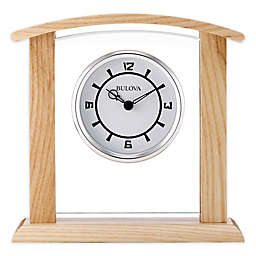 Bulova Athena Table Clock