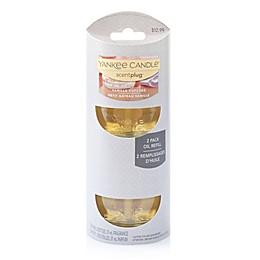 Yankee Candle® Scentplug® Vanilla Cupcake Refill (Set of 2)