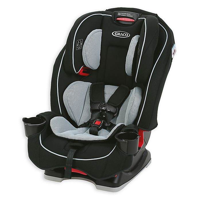 Alternate image 1 for Graco® SlimFit™ All-in-1 Convertible Car Seat in Maxwell™