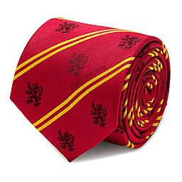 Harry Potter Gryffindor Pinstripe Tie in Red