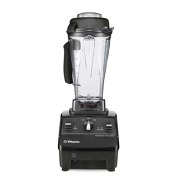 Alternate image 1 for Vitamix® TurboBlend 3-Speed Blender