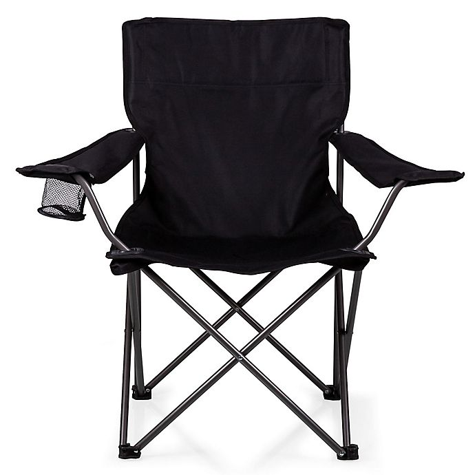 Alternate image 1 for Picnic Time® PTZ Camp Chair in Black