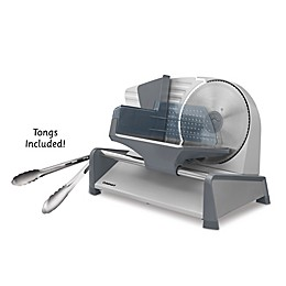 Cuisinart® Food Slicer with Tongs
