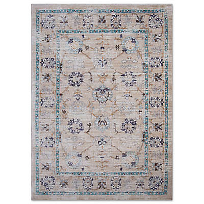 Home Dynamix Melville Area Rug in Cream