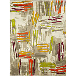 Home Dynamix Tanja Wave 3-Foot 11-Inch x 7-Foot 2-Inch Area Rug