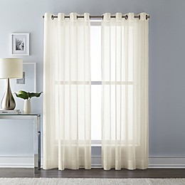 Wamsutta® Grommet Top Sheer Window Curtain Panel