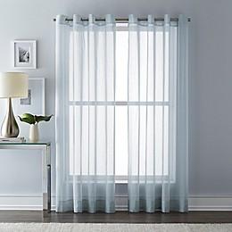Wamsutta® Grommet Top Sheer Window Curtain Panel