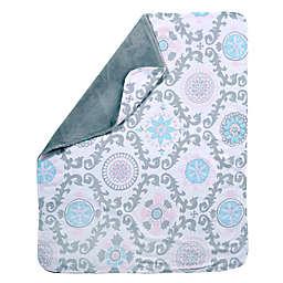 Pali™ Stella Crib Blanket in Blue