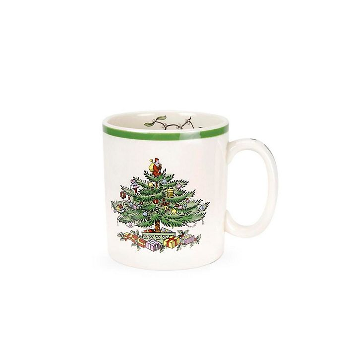 Alternate image 1 for Spode® Christmas Tree Mug