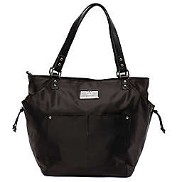 Cee Cee & Ryan Brook Diaper Bag in Black