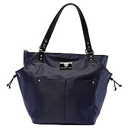 Cee Cee & Ryan Brook Diaper Bag in Midnight Blue