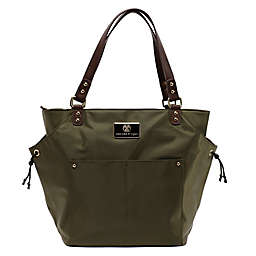 Cee Cee & Ryan Brook Diaper Bag in Olive