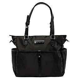 Cee Cee & Ryan Josie Diaper Bag in Black