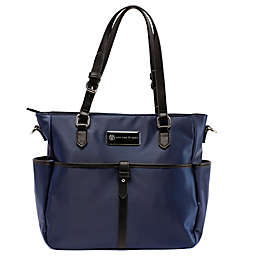 Cee Cee & Ryan Josie Diaper Bag in Midnight Blue