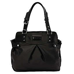 Cee Cee & Ryan Justine Diaper Bag in Black
