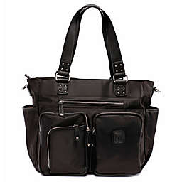 Cee Cee & Ryan Kennedy Diaper Bag in Black
