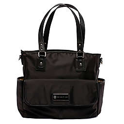 Cee Cee & Ryan Lisa Diaper Bag in Black