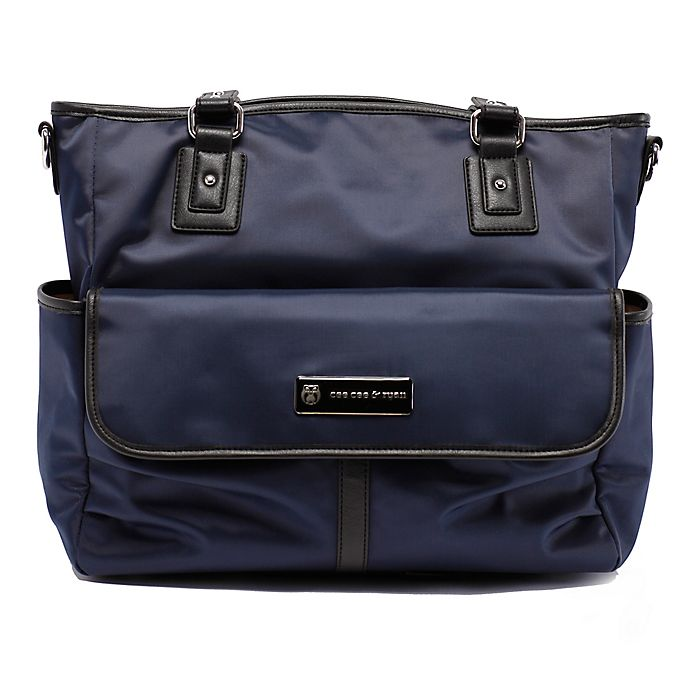 Alternate image 1 for Cee Cee & Ryan Lisa Diaper Bag in Midnight Blue