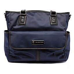 Cee Cee & Ryan Lisa Diaper Bag in Midnight Blue