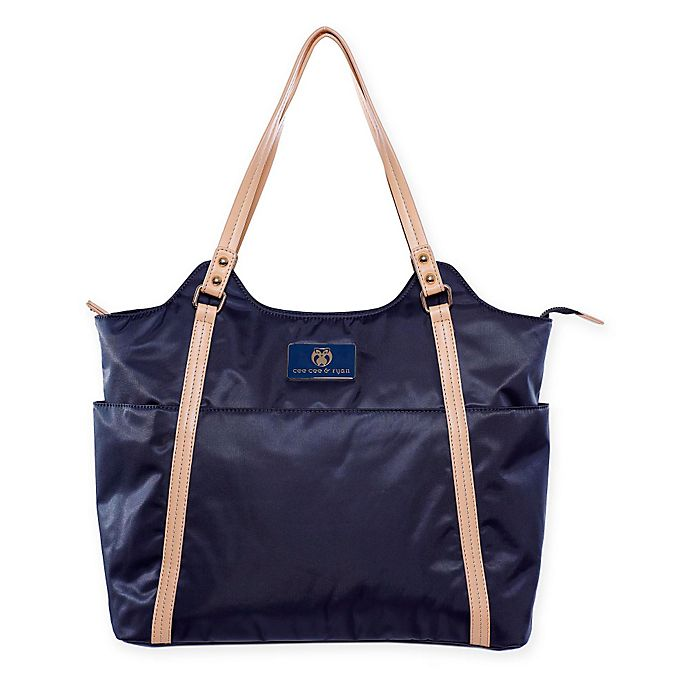 Alternate image 1 for Cee Cee & Ryan Stef Diaper Bag in Midnight Blue