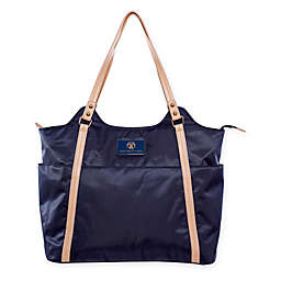 Cee Cee & Ryan Stef Diaper Bag in Midnight Blue