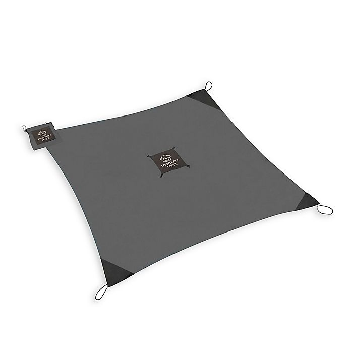 Alternate image 1 for Monkey Mat® Portable Multi-Purpose 5-Foot x 5-Foot Mat in Compact Pouch