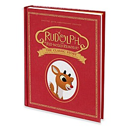 """""""Rudolph the Red-Nosed Reindeer: The Classic Story"""" 50th Anniversary Edition by Thea Feldman"""