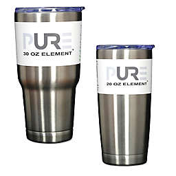 Pure Drinkware Tumbler with Lid