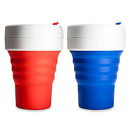 Stojo Collapsible 12 oz. Car Cup