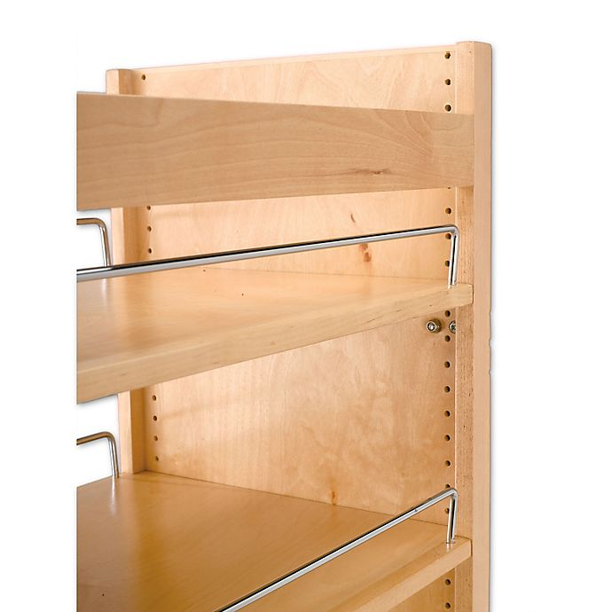 Pull Out Pantry Hardware: Pull-Out Wood Tall Cabinet