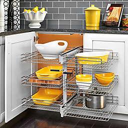 Rev-A-Shelf® 3-Tiered Wire Basket Organizer