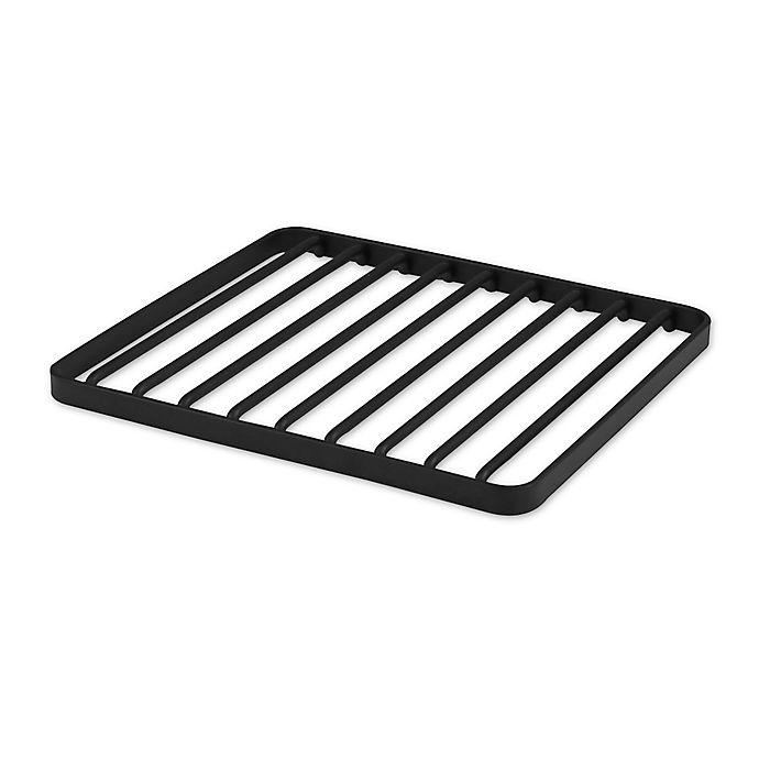 Alternate image 1 for SALT™ Square Trivet in Black