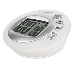 Escali® ColorFun Luminous Digital Timer in White