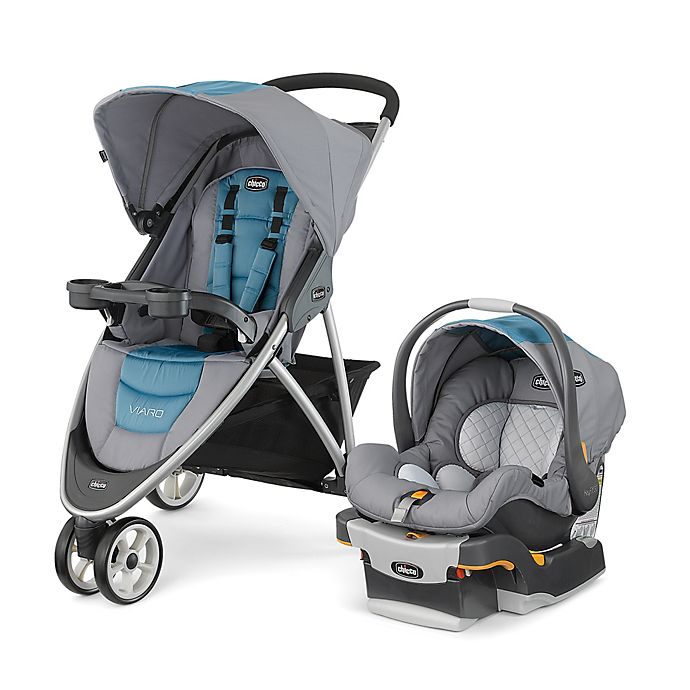Alternate image 1 for Chicco Viaro® Travel System