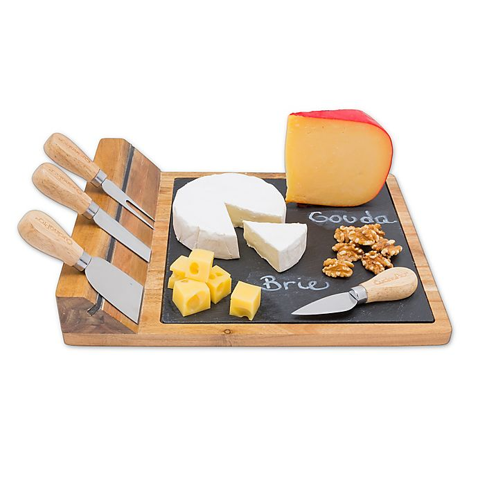 Alternate image 1 for CucinaPro™ Magnetic Cheese Plate