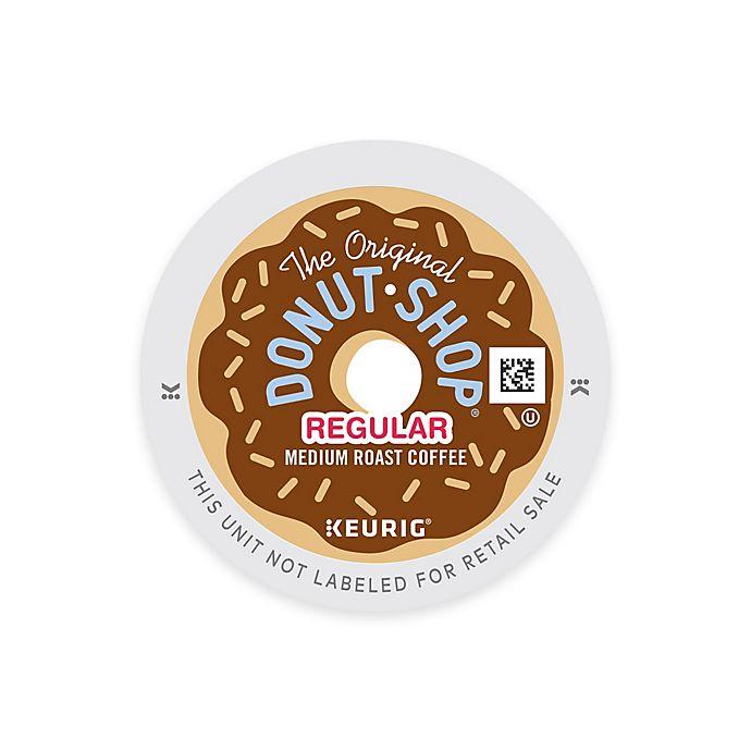 Alternate image 1 for Keurig® K-Cup® Pack 48-Count The Original Donut Shop® Coffee Value Pack