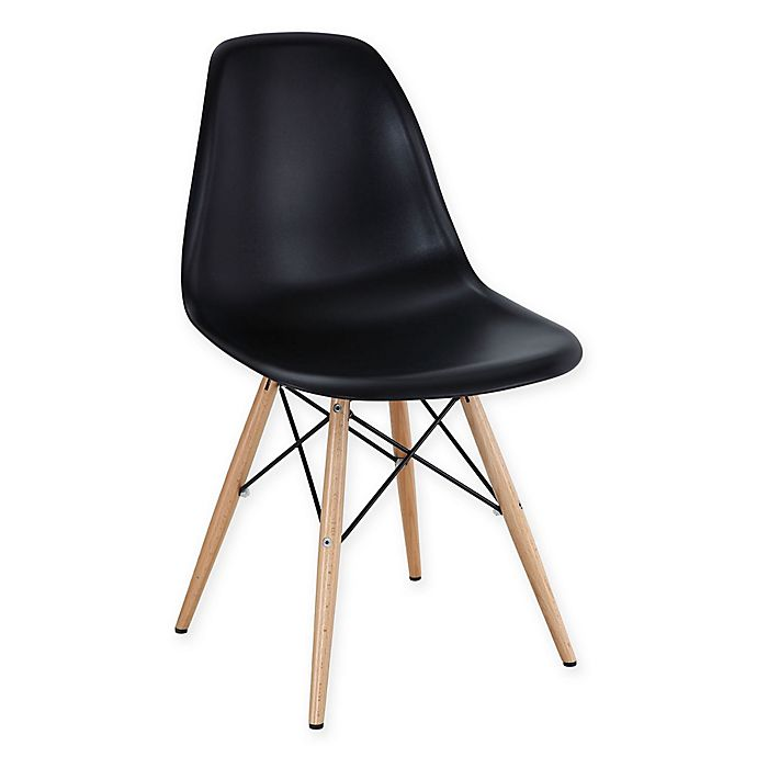 Alternate image 1 for Modway Pyramid Dining Side Chair