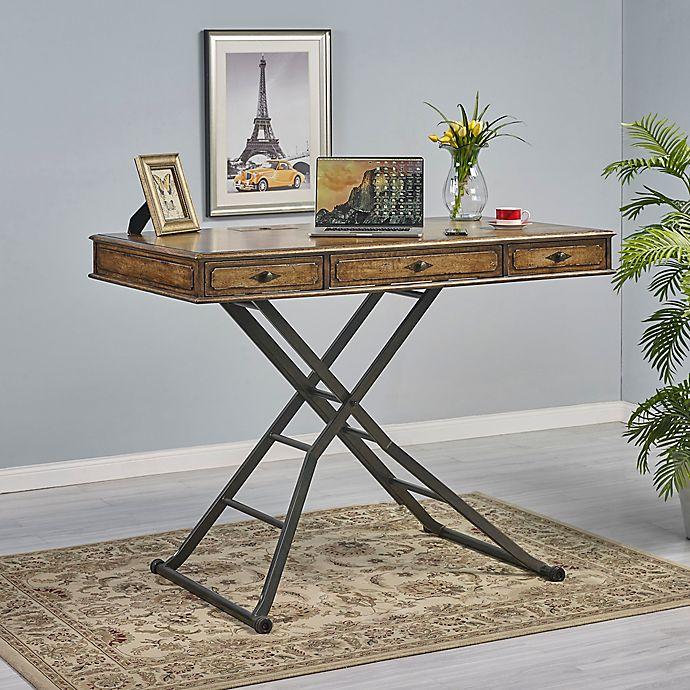 Incredible Turnkey Sit N Stand Desk Bed Bath Beyond Interior Design Ideas Clesiryabchikinfo