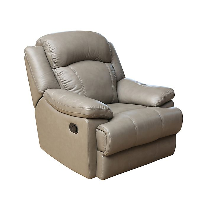 Alternate image 1 for Abbyson Living® Beverly Recliner in Grey