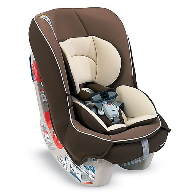 Combi Coccoro Convertible Car Seat In Chestnut Brown
